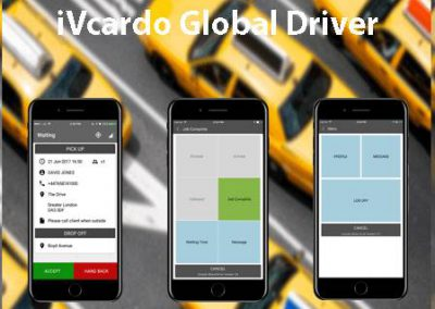 iVcardo Global Driver – Connecting the World